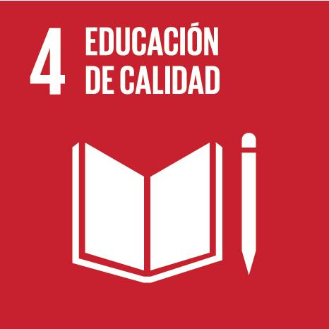ODS 4. Educación de calidad
