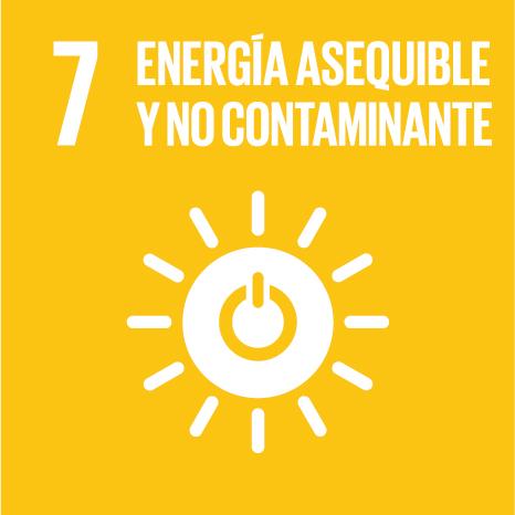 ODS 7. Energía asequible y no contaminante