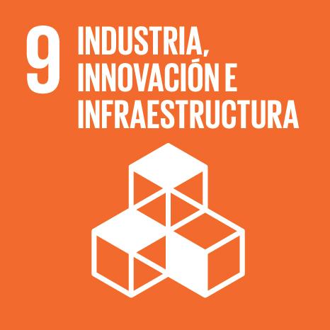 ODS 9. Industria, Innovación e Infraestructuras