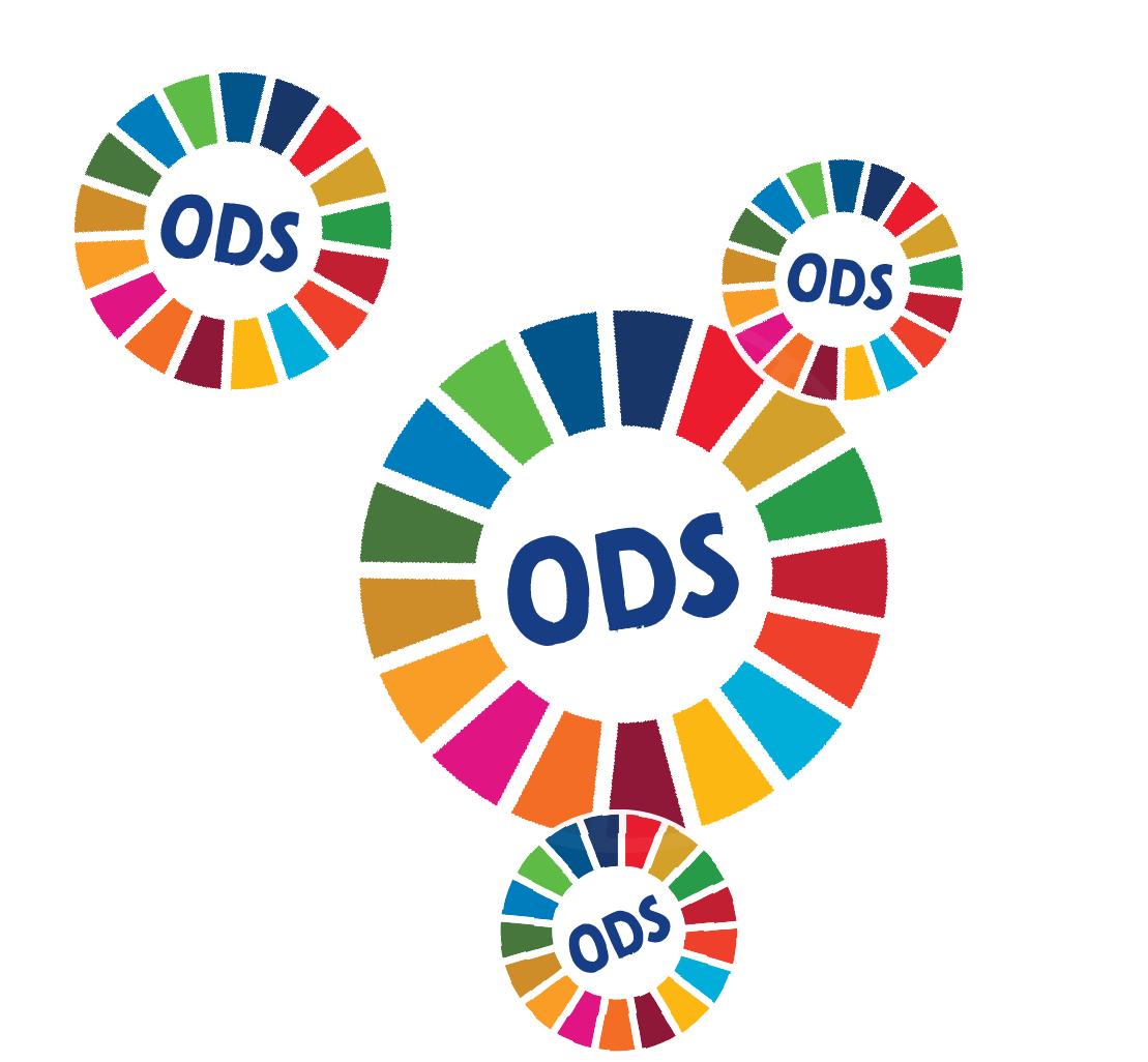 Rueda ODS #BeTheChange